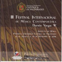 III Festival Darwin Vargas
