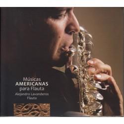 Músicas americanas para flauta